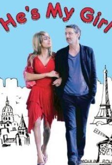 Película: La folle histoire d'amour de Simon Eskenazy