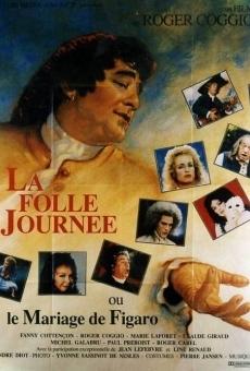 Ver película La folle journée ou Le mariage de Figaro