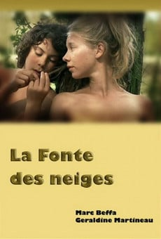 La fonte des neiges on-line gratuito