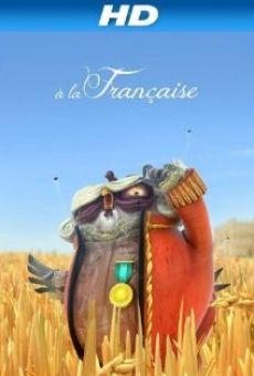 À la française on-line gratuito