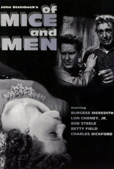 Of Mice and Men on-line gratuito