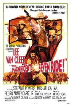 The Magnificent Seven Ride! on-line gratuito
