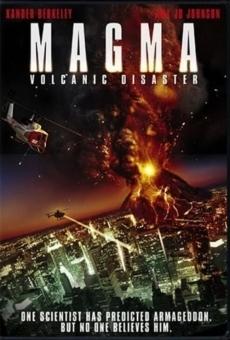 Ver película La furia del volcán