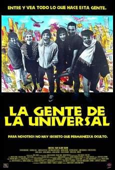 Ver película La gente de la Universal
