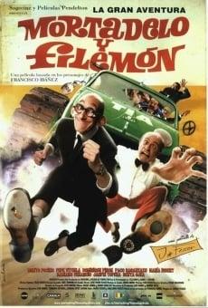 Ver película La gran aventura de Mortadelo y Filemón