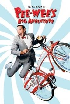 La gran aventura de Pee Wee online gratis