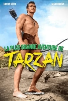 Ver película La gran aventura de Tarzán