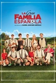 Ver película La gran familia española