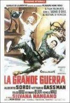La grande guerra online streaming