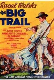 The Big Trail on-line gratuito