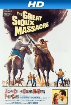 le massacre des sioux 1965 film en fran ais. Black Bedroom Furniture Sets. Home Design Ideas