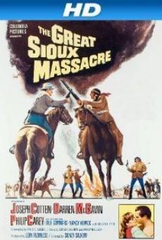 Ver película La gran matanza Sioux