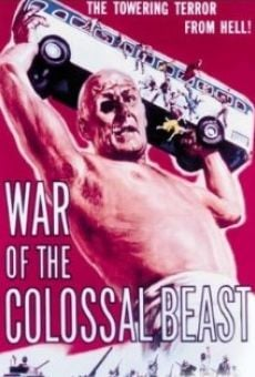 War of the Colossal Beast on-line gratuito