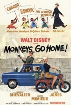 Monkeys, Go Home! online
