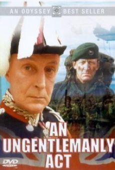 Ver película La guerra de Las Malvinas