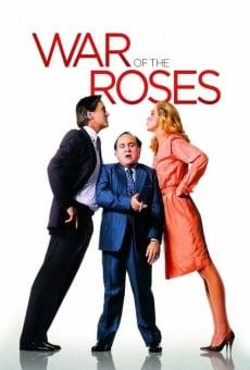 La guerra de los Rose online gratis
