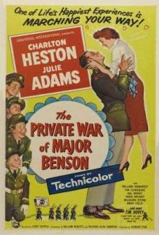 The Private War of Major Benson online