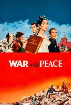 Ver película La guerra y la paz