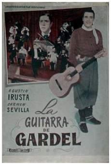 La guitarra de Gardel