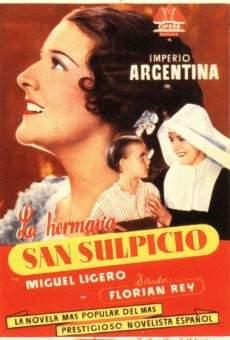 Ver película La hermana San Sulpicio