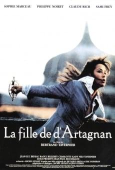 La fille de D'Artagnan on-line gratuito