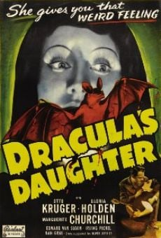 La hija de Drácula online gratis