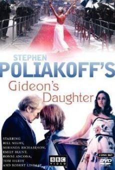 Ver película La hija de Gideon