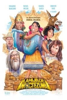 Película: La hija de Moctezuma