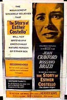 Ver película La historia de Esther Costello