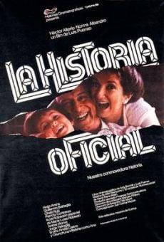 Ver película La historia oficial