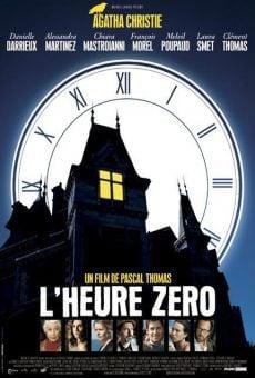 Película: La hora cero