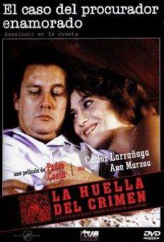 Ver película La huella del crimen: El caso del procurador enamorado