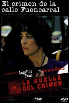 La huella del crimen: El crimen de la calle Fuencarral en ligne gratuit