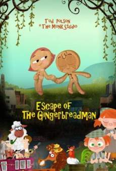Escape of the Gingerbread Man!!! en ligne gratuit