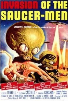 Invasion of the Saucer-Men on-line gratuito