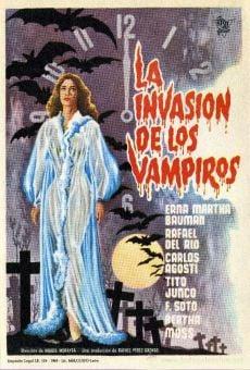 La invasión de los vampiros en ligne gratuit