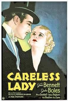 Careless Lady en ligne gratuit