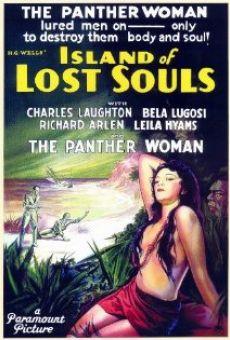Ver película La isla de las almas perdidas