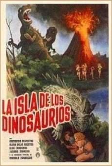 Ver película La isla de los dinosaurios