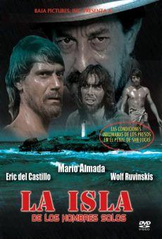 Ver película La isla de los hombres solos