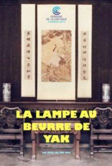 La lampe au beurre de yak online free