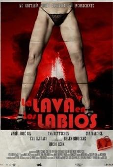 Ver película La lava en los labios