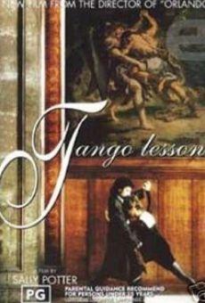 Ver película La lección de tango