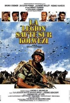 La légion saute sur Kolwezi en ligne gratuit