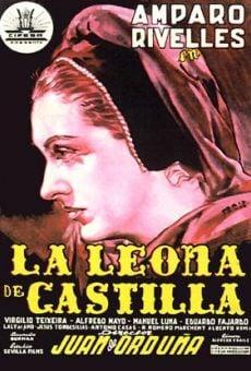 La leona de Castilla en ligne gratuit