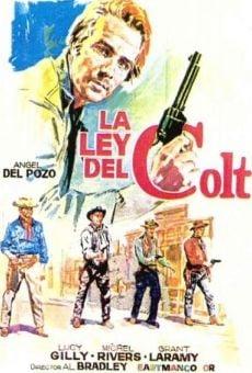 La colt è mia legge - La ley del Colt gratis