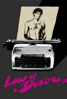 Ver película La ley del deseo