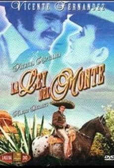 Ver película La ley del monte