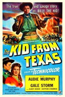 The Kid from Texas on-line gratuito