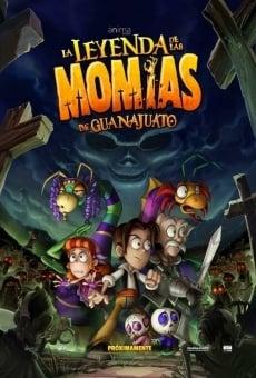 Ver película La leyenda de las momias de Guanajuato